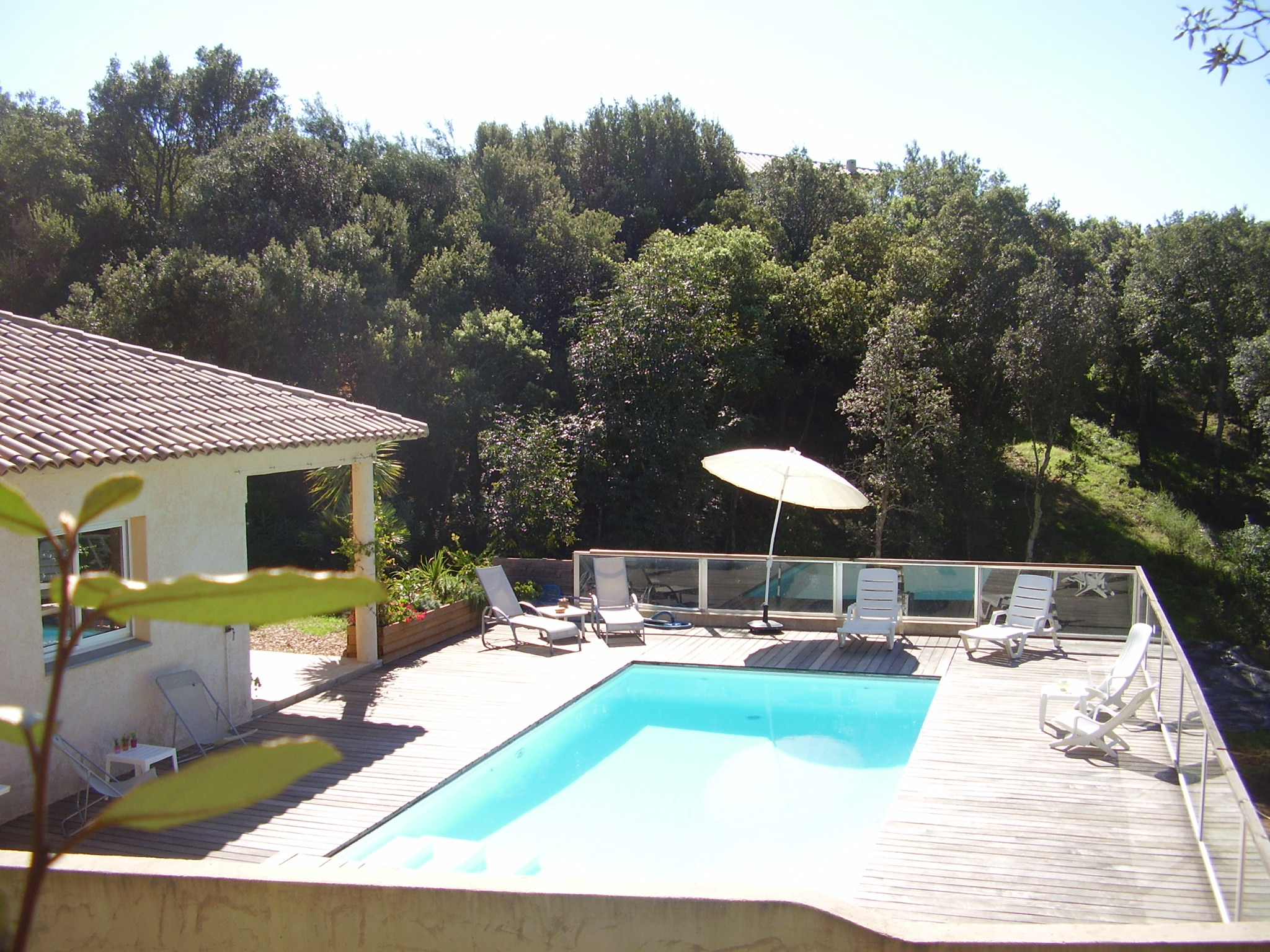Fewo Süd Korsika,Pool