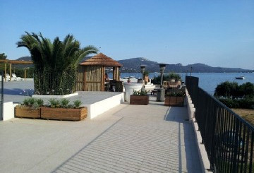 Korsika Fewo mieten , Gemeinschaftspool