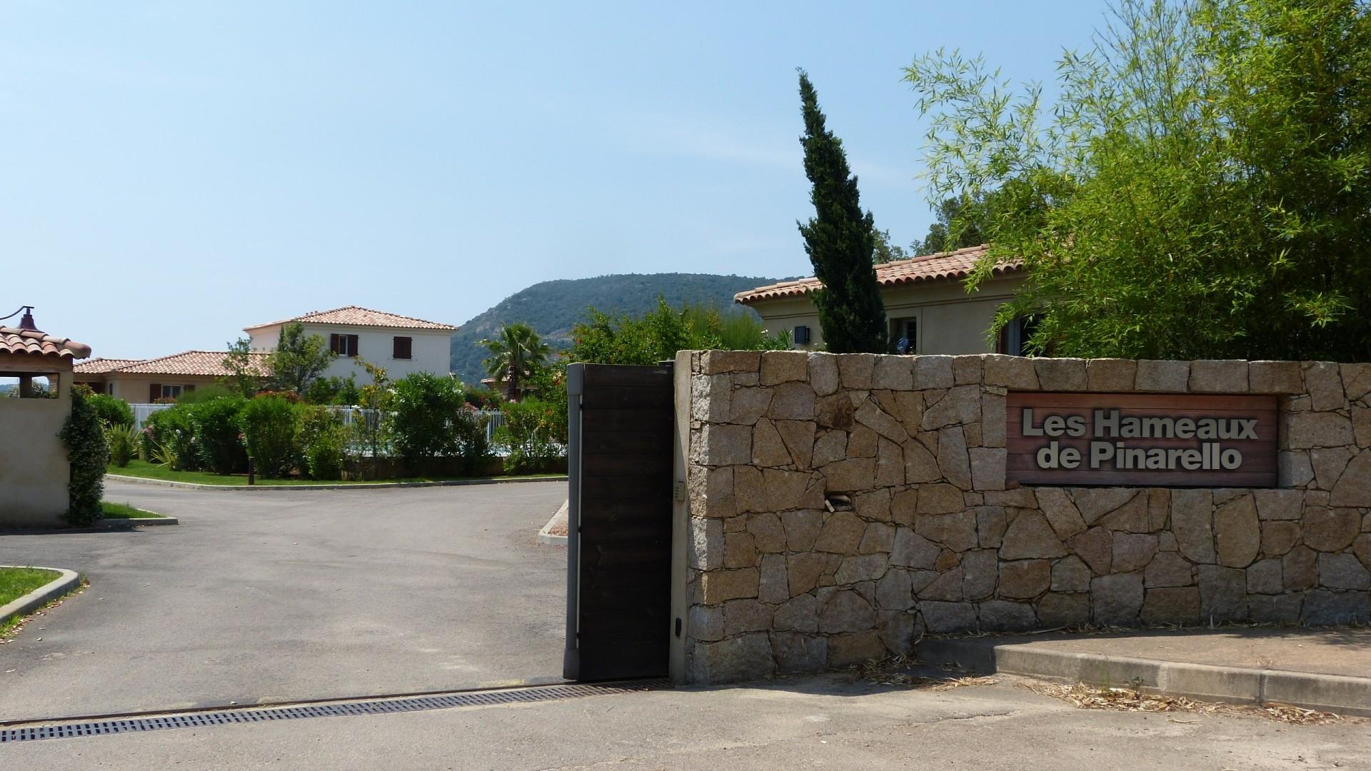 Ferienwohnungen  Süd Korsika
