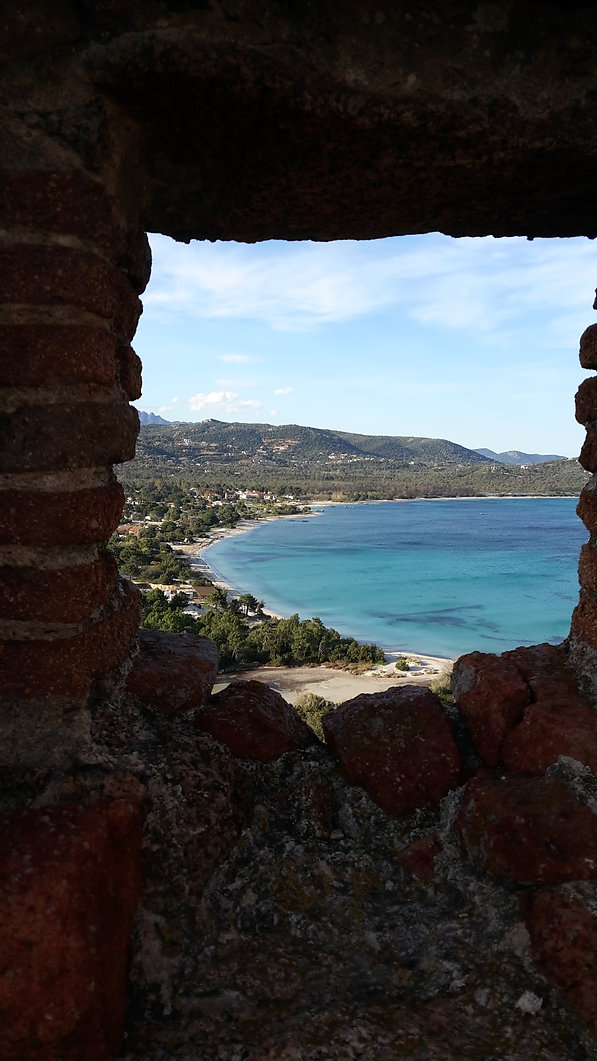 Rent holiday house in South Corsica