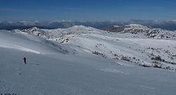 Skilaufen Süd Korsika