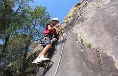 Klettern Süd Korsika