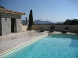 Süd-Korsika Ferienhaus strandnah Poo