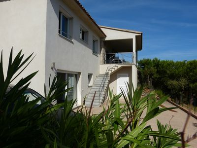 Fewo am Strand, Süd Korsika
