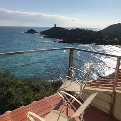 Location de vacances Corse du Sud avec vue mer