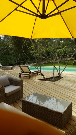 Korsika, Ferienhaus, Pool