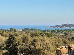 Korsika Ferienhaus Meerblick