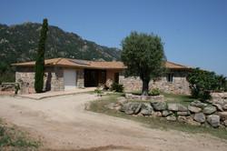 Korsika Ferienhaus mit Garten , Pool