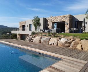 Villa Barbaciollo, Sud Corse