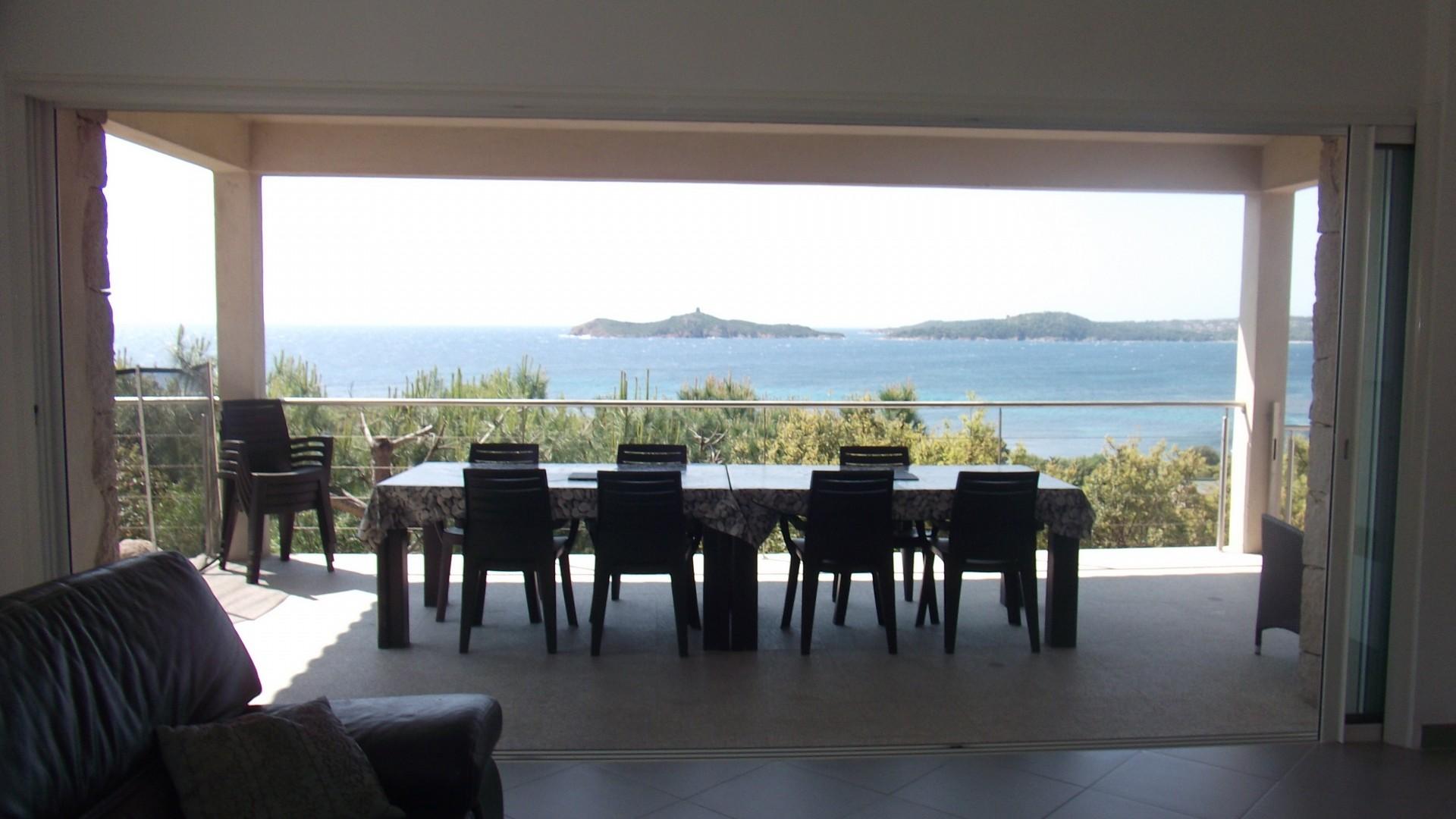 Korsika Ferienhaus am Strand mieten
