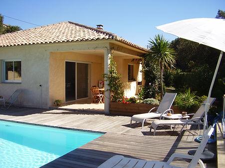 Fewo Ferienhaus Süd Korsika mit Privatpool