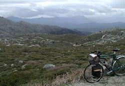 Mountainbike Süd Korsika