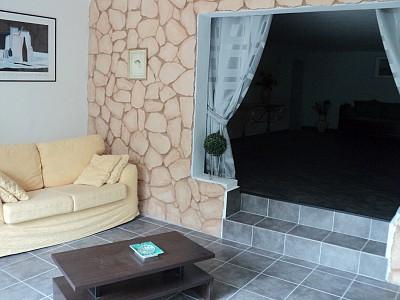Villa Cece Wohnzimmer, Süd Korsika