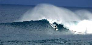 Wellenreiten Korsika