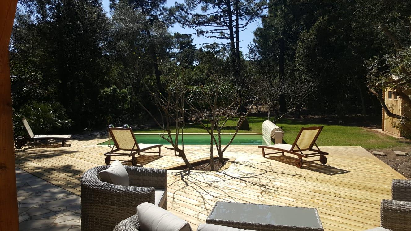 Süd Korsika Ferienhaus mieten