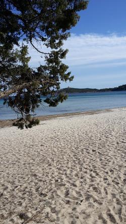 Korsika, Ferienwohnung strandnah