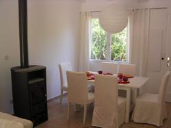 Korsika, Ferienhaus am Strand