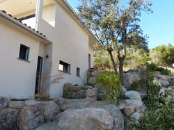 Villa individuelle Corse du sud