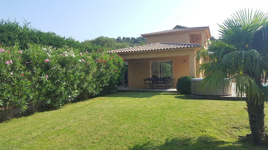Süd Korsika, Haus mit Pool, 3 Schlafzimmerhaus mieten, mit Privatpool