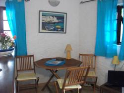 Corse, louer appartement 900m plage