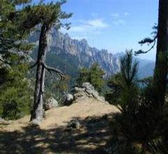 Wandern Süd Korsika