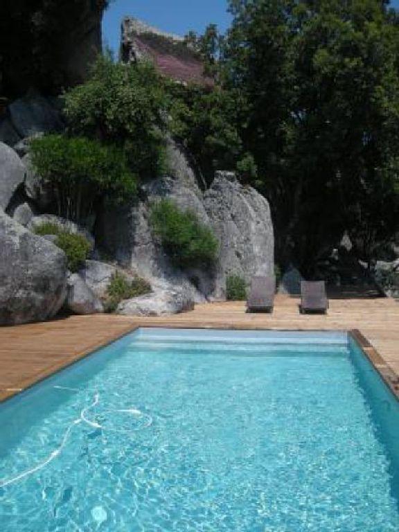 Fewo Korsika, pool