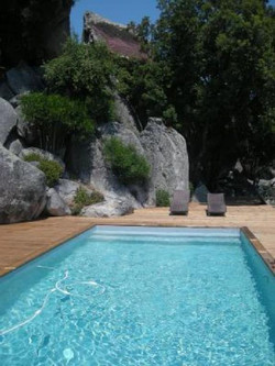 Corse vacances location avec piscine