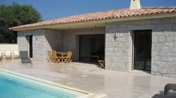 Locations Corse villas avec piscine
