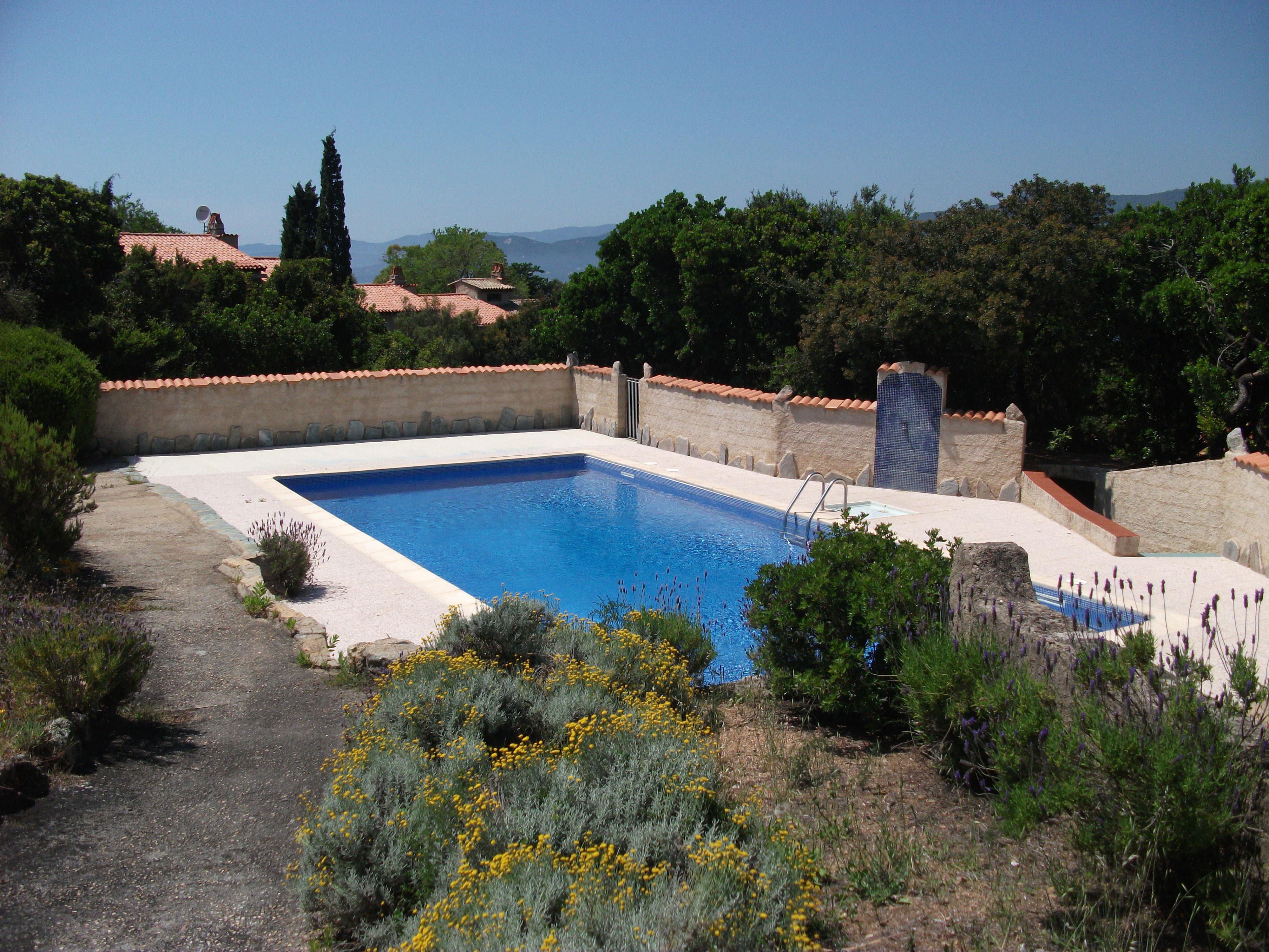Korsika Fewo mit Pool