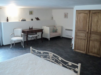 Villa Cece Schlafzimmer, Korsika
