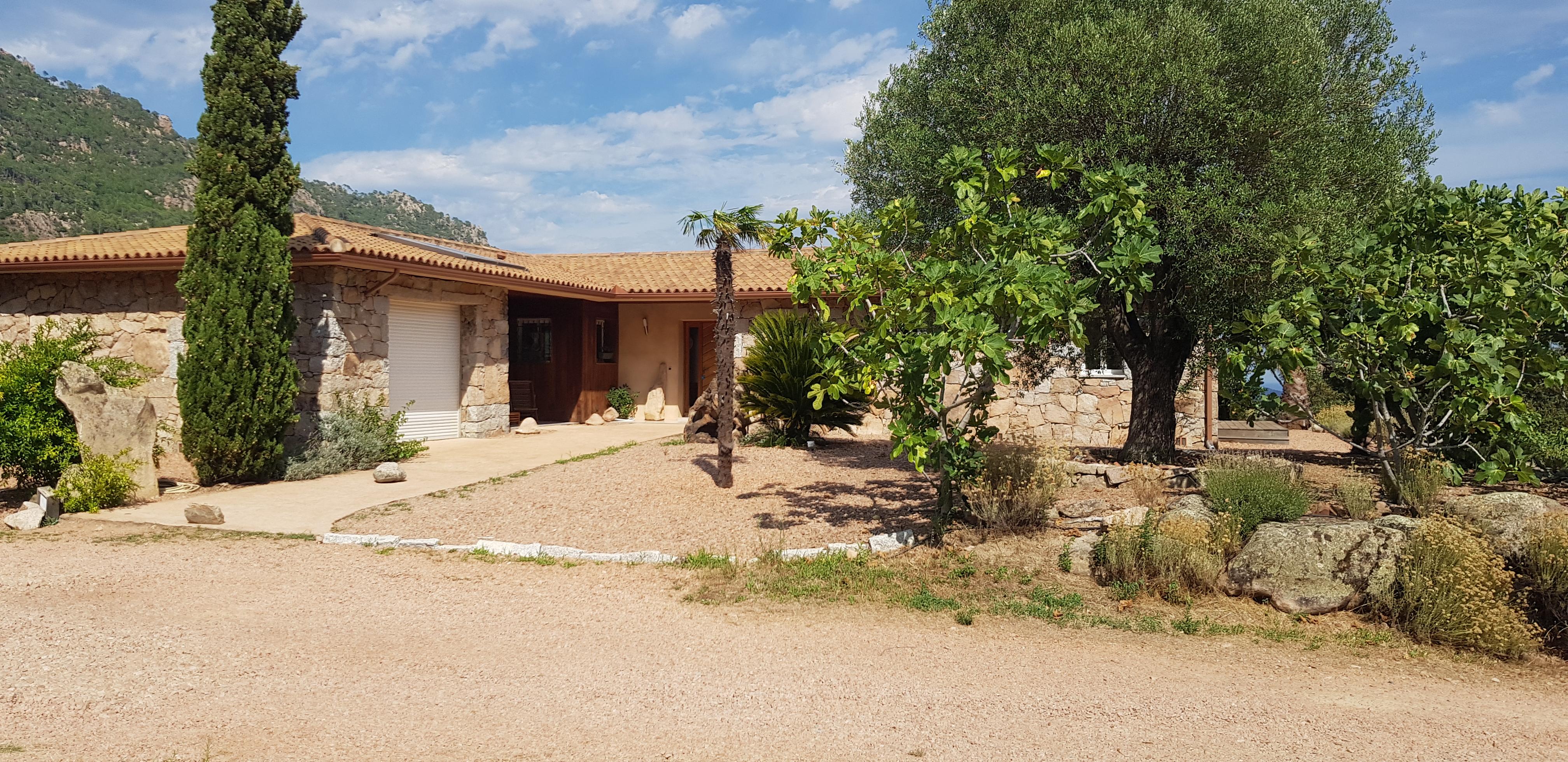 Korsika, Haus mit Pool mieten