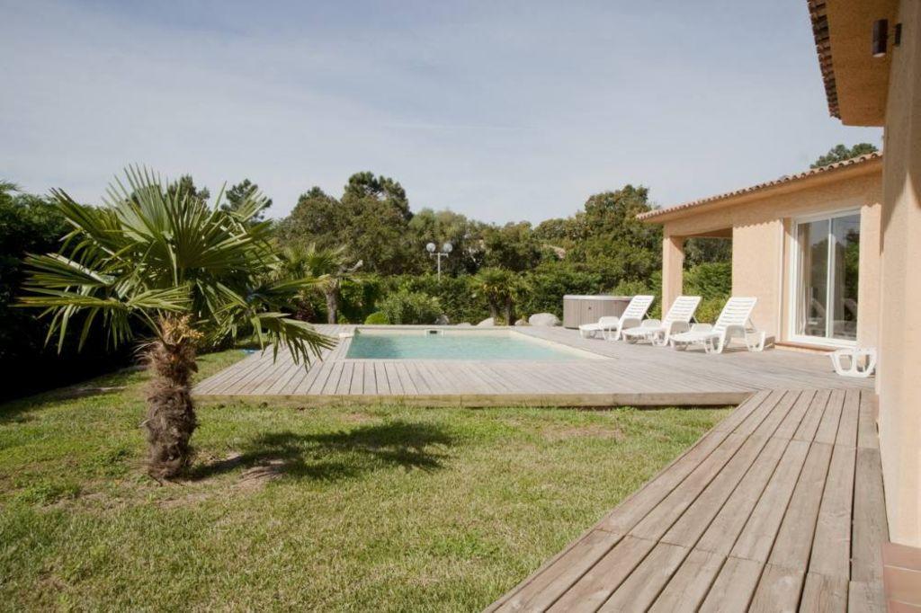 Süd Korsika, Haus mit Pool, 3 Schlafzimmerus Süd Korsika mieten
