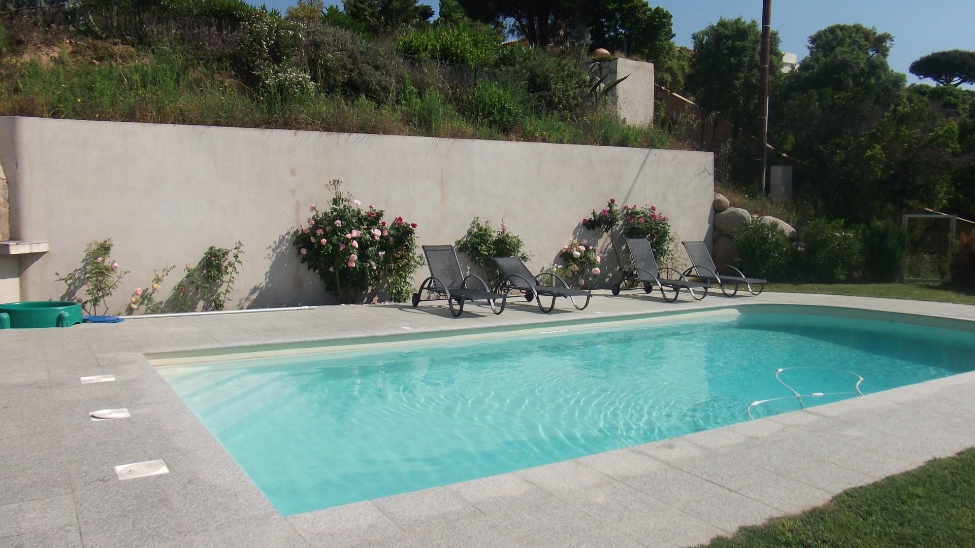 Korsika Ferienhaus mieten, Pool,