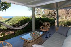 Ferienhaus Korsika mit Garten