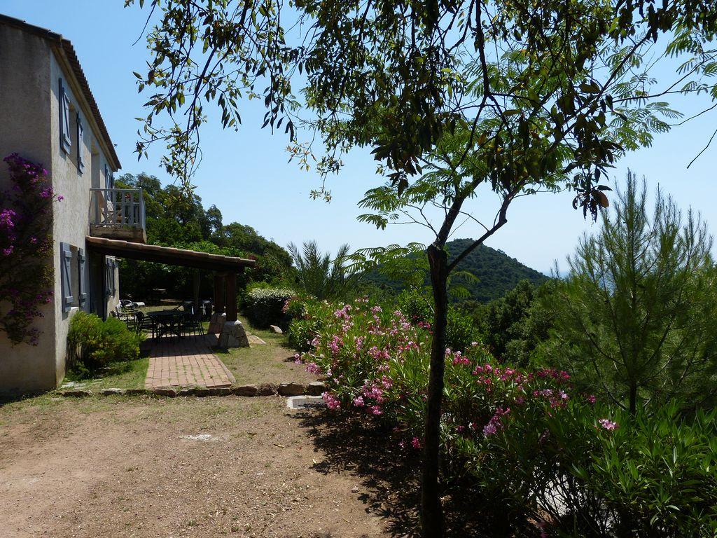 Ferienhaus Korsika mieten, Fewo