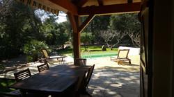 Sud Corse, location maison , piscine