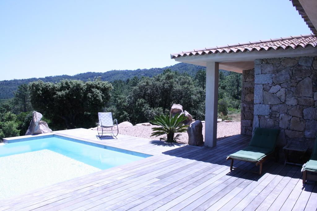 Korsika Ferienhaus mieten mit Pool
