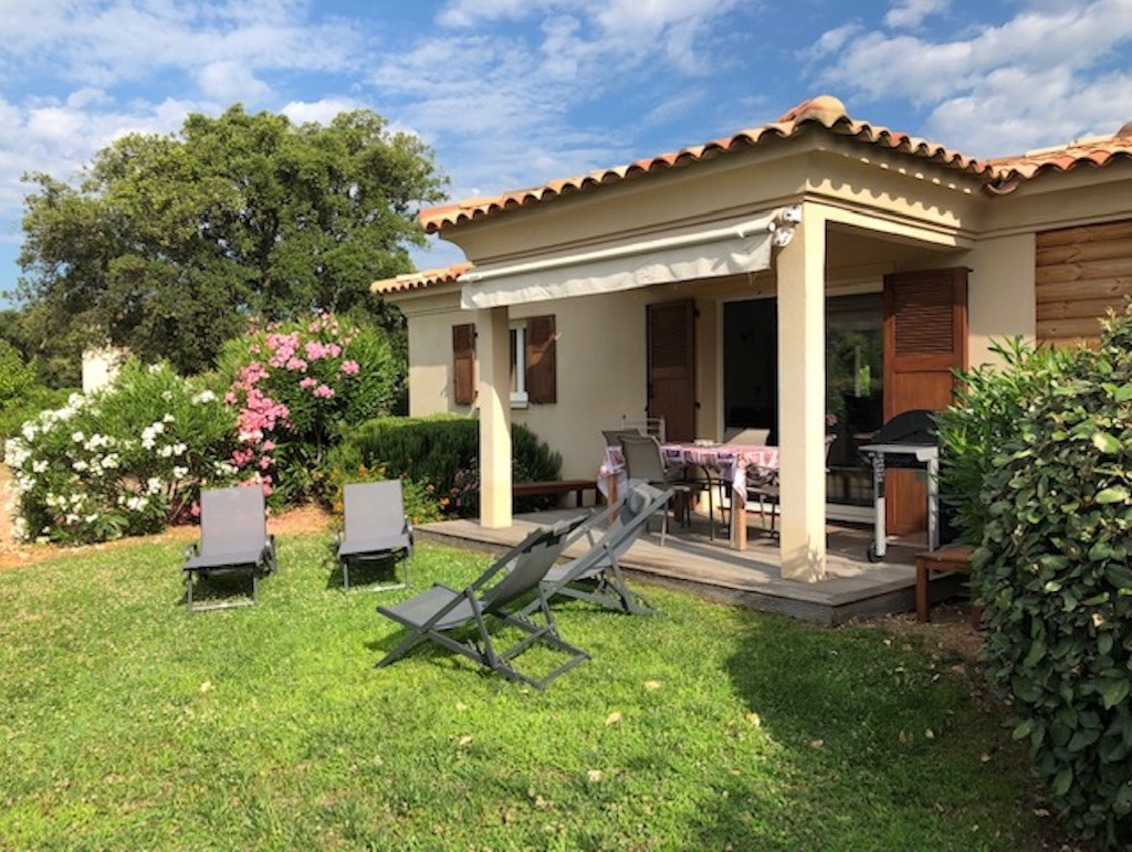 Korsika Ferienhaus, Pool, strandnah,