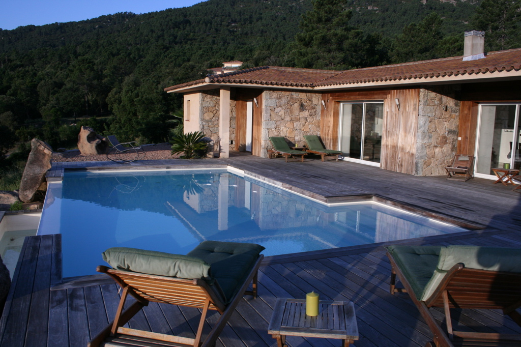 Location de maison en corse