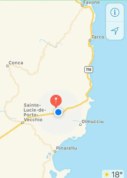 Fewo auf Korsika mieten