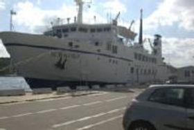Anreise mit der Fähre Korsika