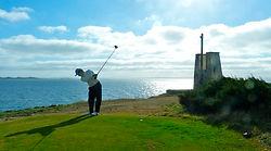 Golf Spielen Süd Korsika