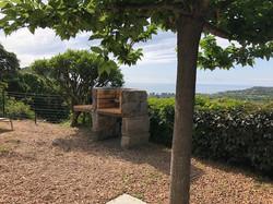 Süd Korsika,Villa Meerblick