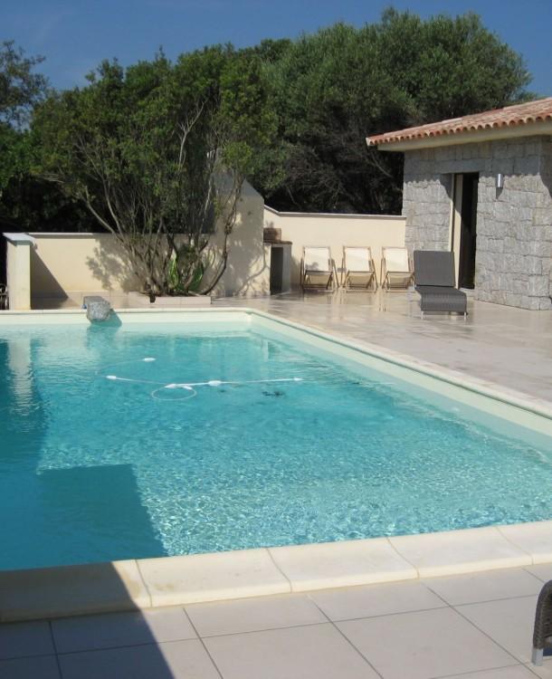 Ferienhaus Korsika mieten, mit Pool