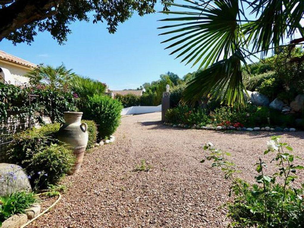 Fewo Korsika mit Pool und Garten