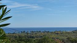 Strand ferienhaus Korsika