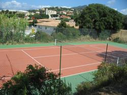 Korsika Fewo mit Tennis und Pool