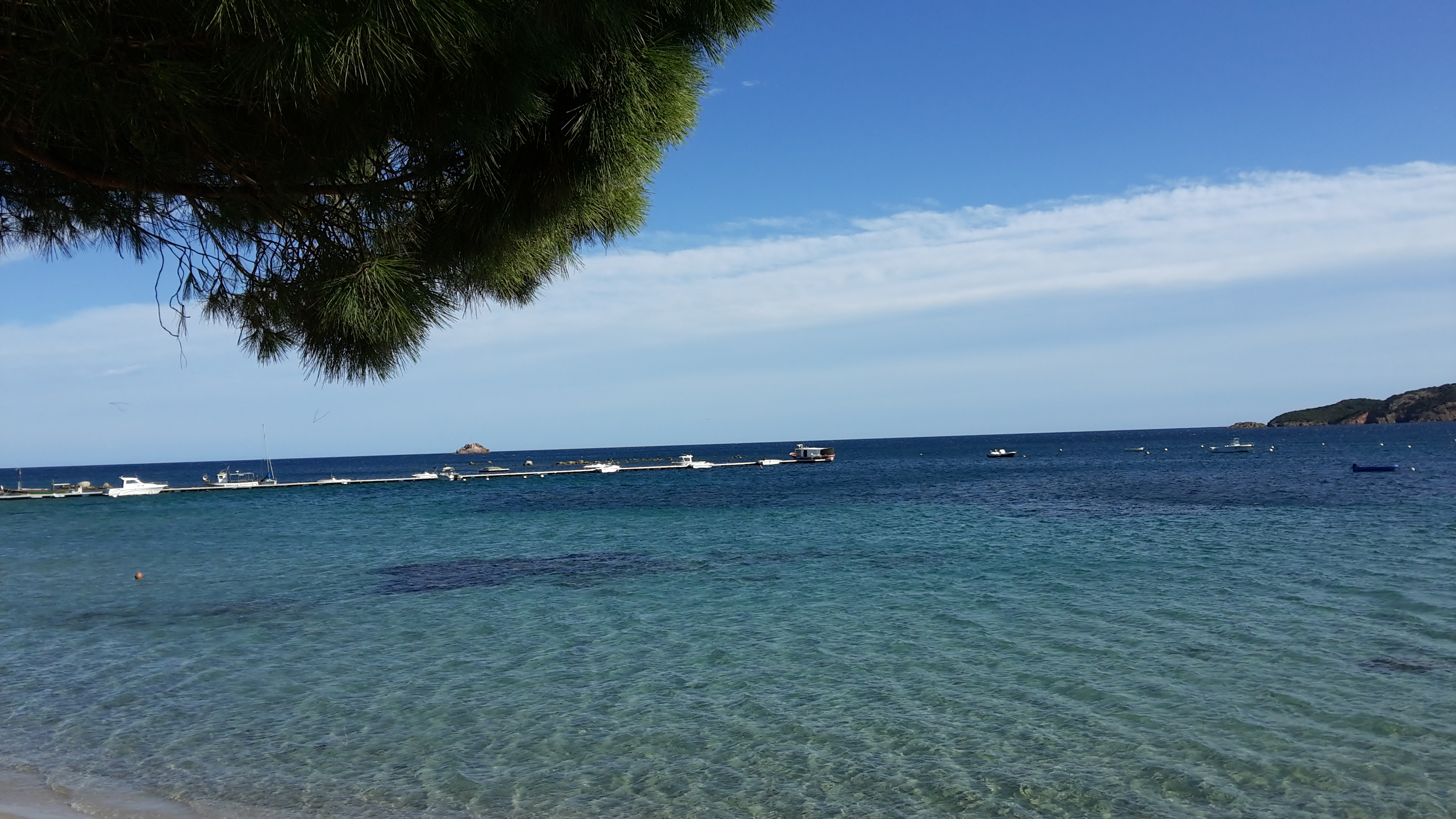Fewo Süd Korsika, strandnah