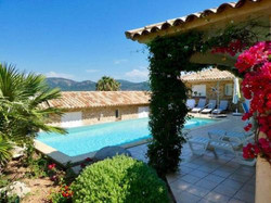 Süd- Korsika, Ferienhaus mit Pool,