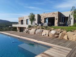 Süd Korsika Ferienhaus mit Pool